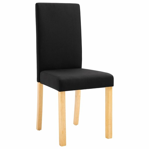 Rampzipoor Upholstered Dining Chair (Set of 4) by Ebern Designs Ebern Designs