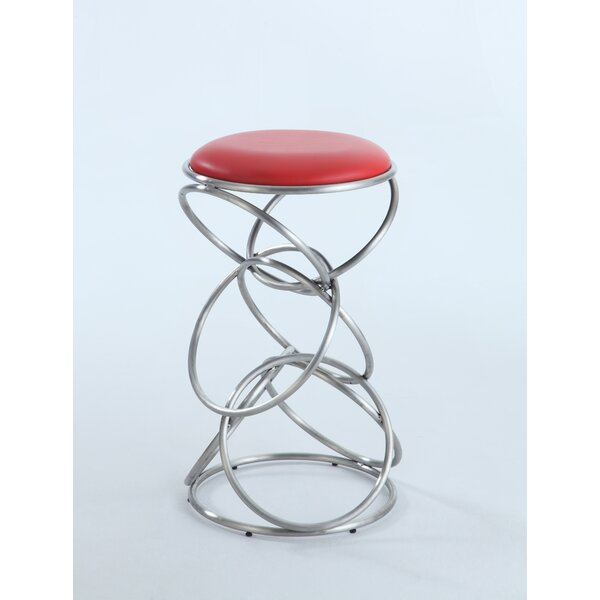 Strouth 29.53 Bar Stool by Brayden Studio
