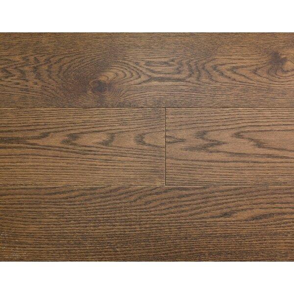 Rustic Old West  7 Engineered White Oak Hardwood Flooring in Frontier by Albero Valley