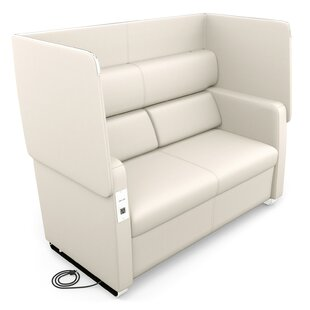 Morph Series Soft Seating Loveseat