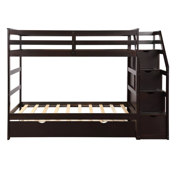 ZanowitZ Twin over Twin Bunk Bed by Harriet Bee