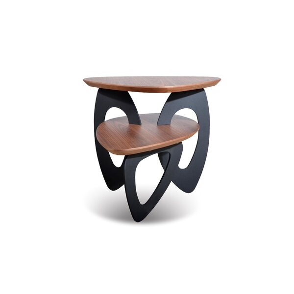 Earnest End Table by Corrigan Studio