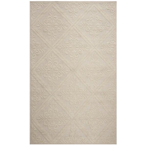 Wyatt Hand-Woven Ivory Area Rug by Lauren Ralph Lauren