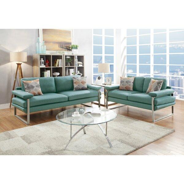 Beghel 2 Piece Living Room Set by Orren Ellis Orren Ellis