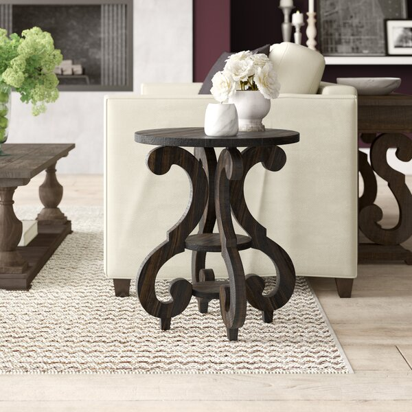 Ellenton End Table By Greyleigh
