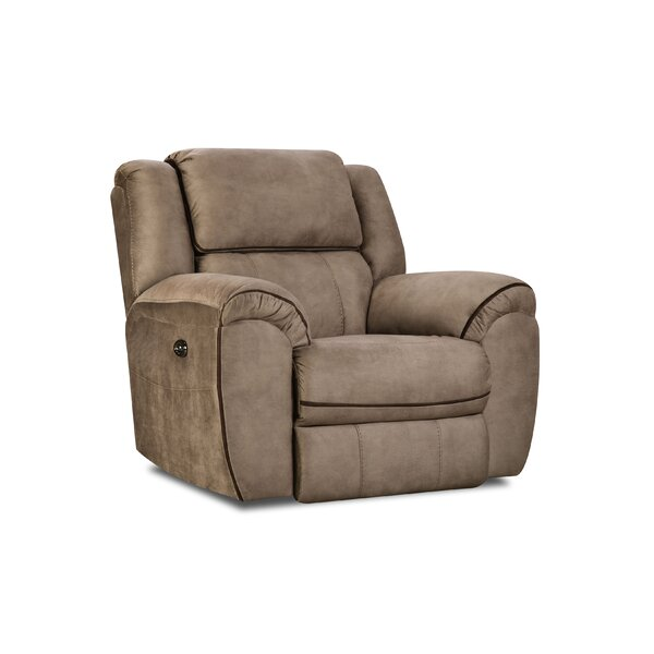 Simmons Genevieve Manual Rocker Recliner [Red Barrel Studio]