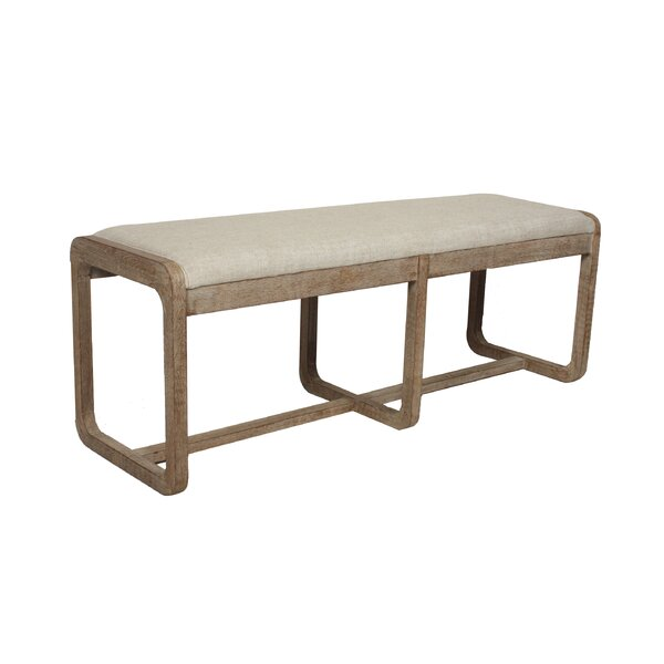 Coronado Wood Bench by Blink Home