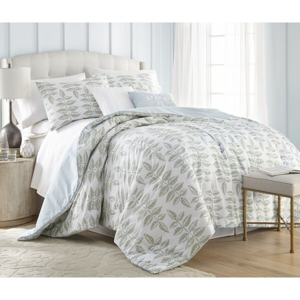 Atascadero 5 Piece Reversible Comforter Set by Laurel Foundry Modern Farmhouse