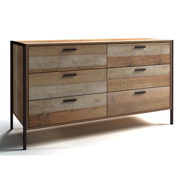 Maher 6 Drawer Chest by Union Rustic