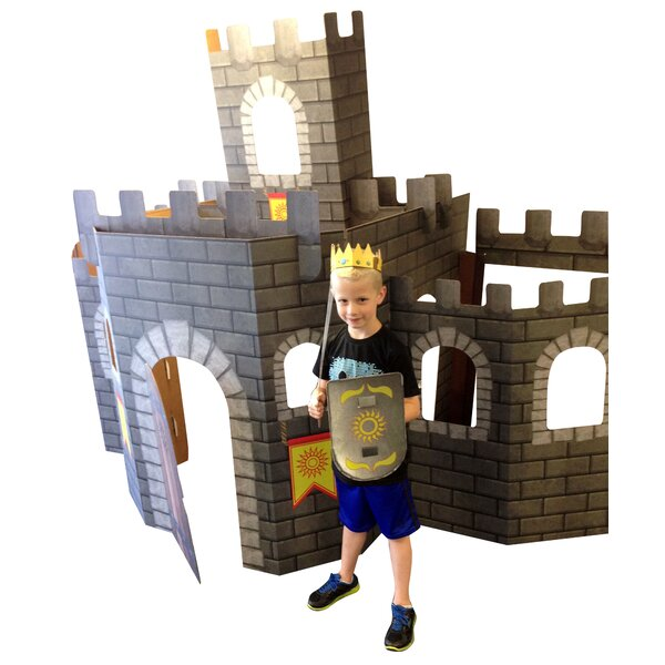 Large 3D Castle Cardboard Standup by Advanced Graphics