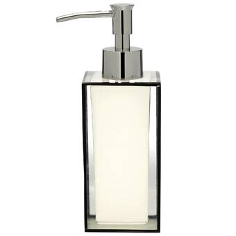 Mercer41 Maines Pearl Mirror Lotion Dispenser Wayfair