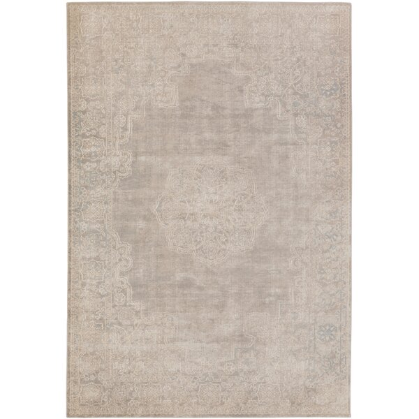 Kershner Brown Area Rug by Ophelia & Co.