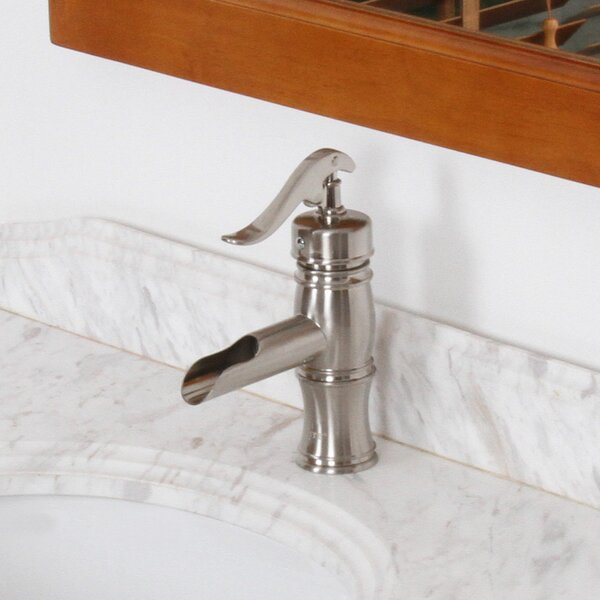 Vintage Bathroom Water Pump Faucet by Elite