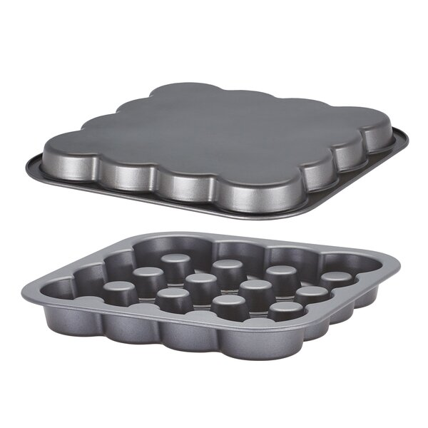 Fillables Non-Stick Square Cake Pan by Baker's Advantage