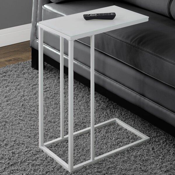 Maisonneuve End Table By Wrought Studio