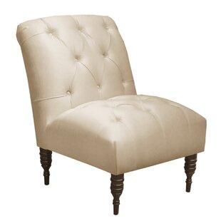 Arch Hill Slipper Chair