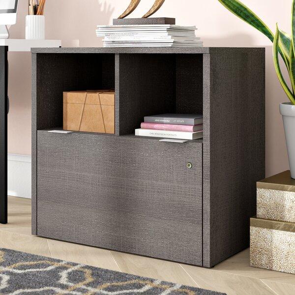 Prattsburgh 1 Drawer Lateral Filing Cabinet by Brayden Studio
