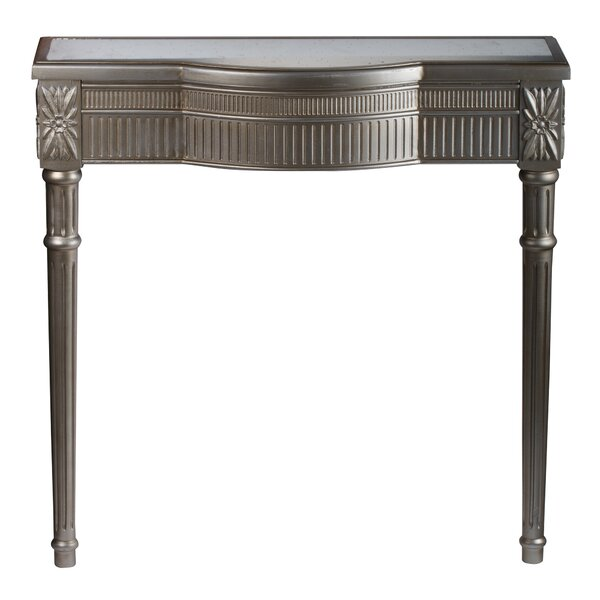 Mcniel Half Wall Console Table By House Of Hampton
