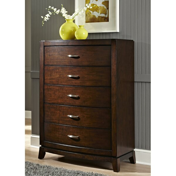 Loveryk 5 Drawer Chest by Darby Home Co