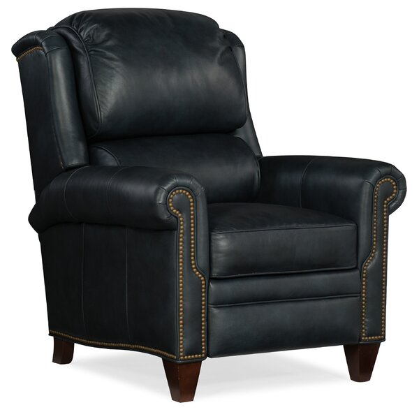 Mary Leather Recliner By Bradington-Young