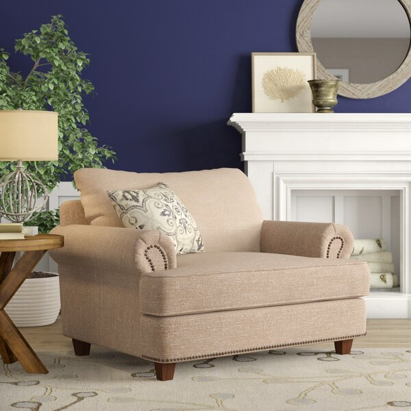 Calila 34 inch Armchair by Darby Home Co