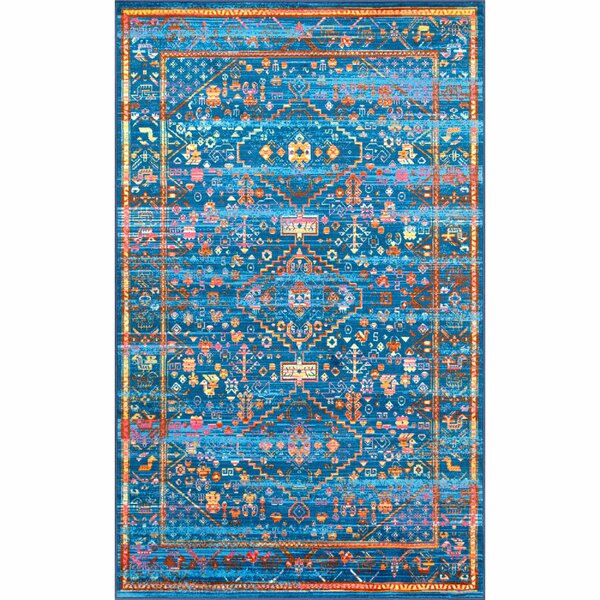 Blue Area Rug by nuLOOM
