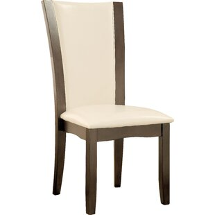 Look for Leets Upholstered Dining Chair (Set of 2) By Latitude Run