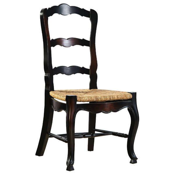 French Country Solid Wood Dining Chair (Set of 2) by Furniture Classics