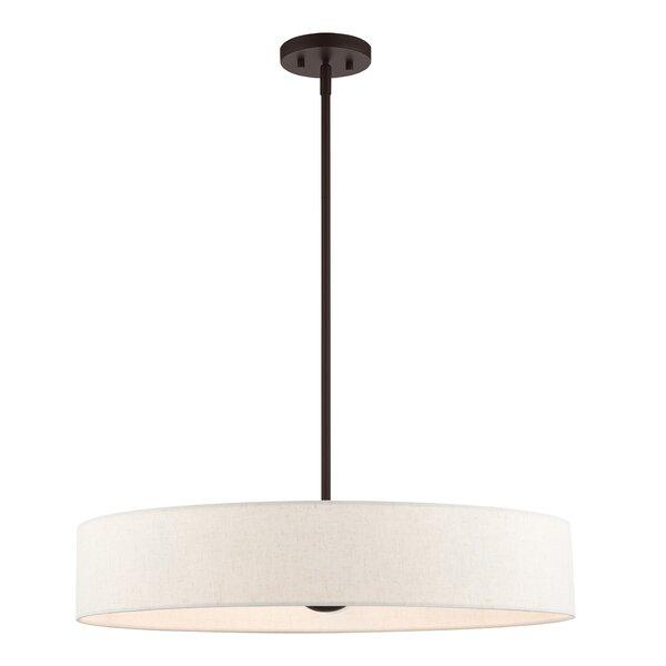 Corea 5 - Light Drum Chandelier By Ebern Designs
