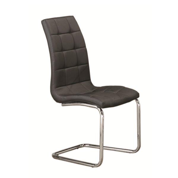 Skyloft Upholstered Dining Chair (Set of 6) by Latitude Run Latitude Run