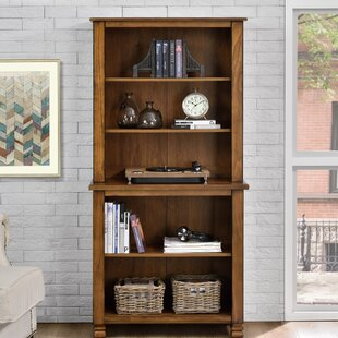 Roberge Standard Bookcase Andover Mills Herry Up