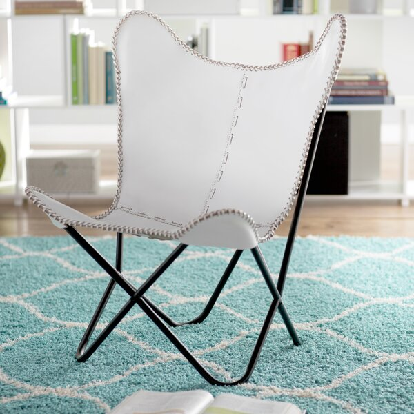 Sharon Butterfly Lounge Chair by Zipcode Design