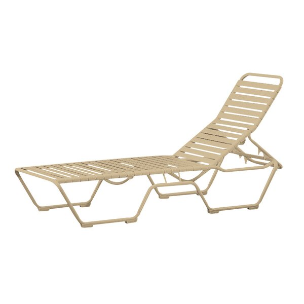 Tropi-Kai® Reclining Chaise Lounge by Tropitone