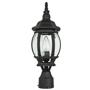 Read Reviews French Outdoor 1-Light Lantern Head By Sunset Lighting