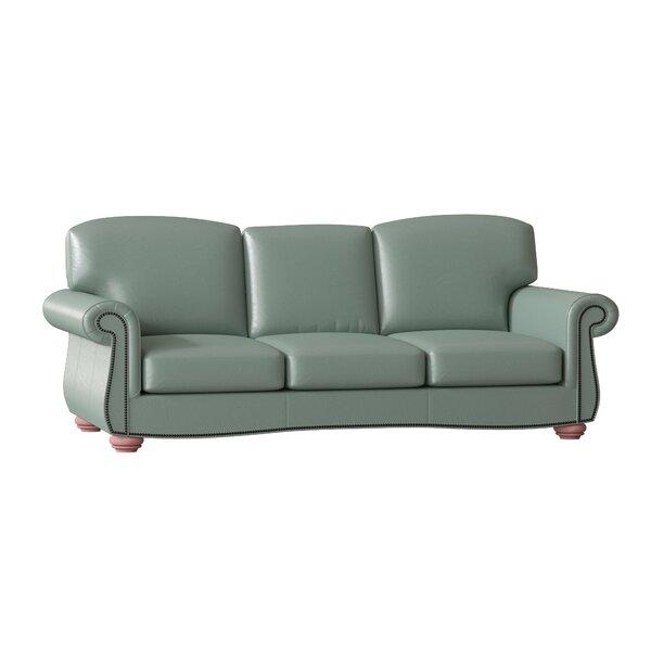 Nice Huntington Leather Standard Sofa Hello Spring! 71% Off