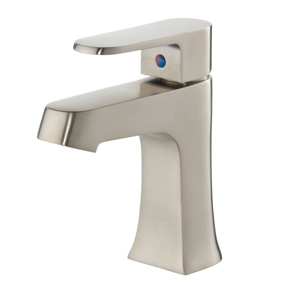 Metro Monblock Single Hole Bathroom Faucet with Drain Assembly