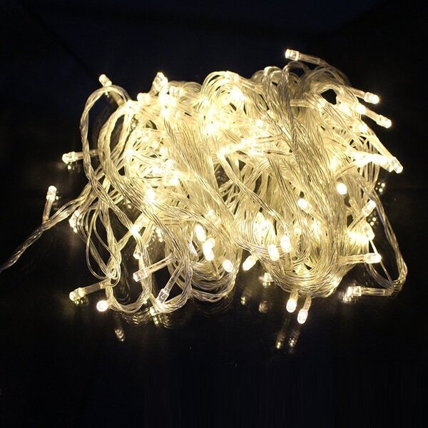 Milo LED Wire Fairy String Light by The Holiday Aisle