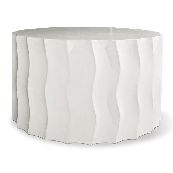 Perpetual Concrete Side Table by Seasonal Living