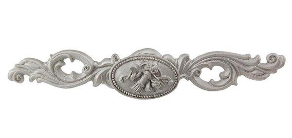 Sforza Oval Novelty Knob by Vicenza Designs