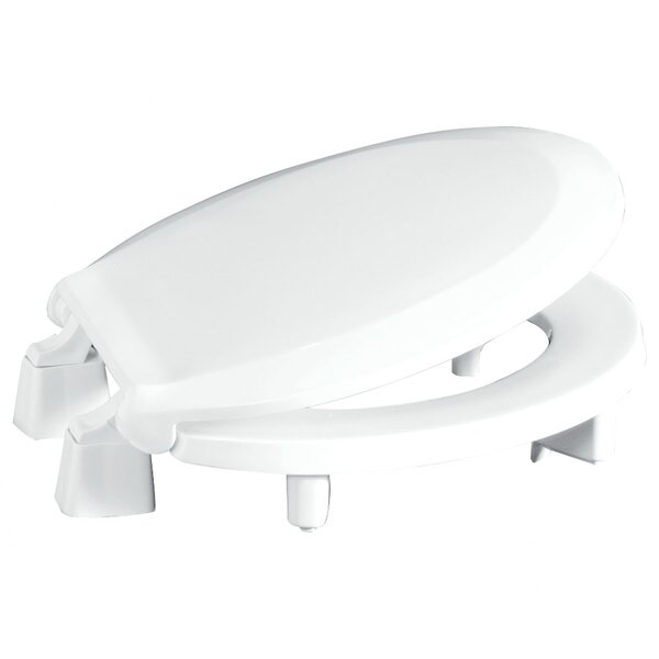 Plastic Round Toilet Seat by Centoco