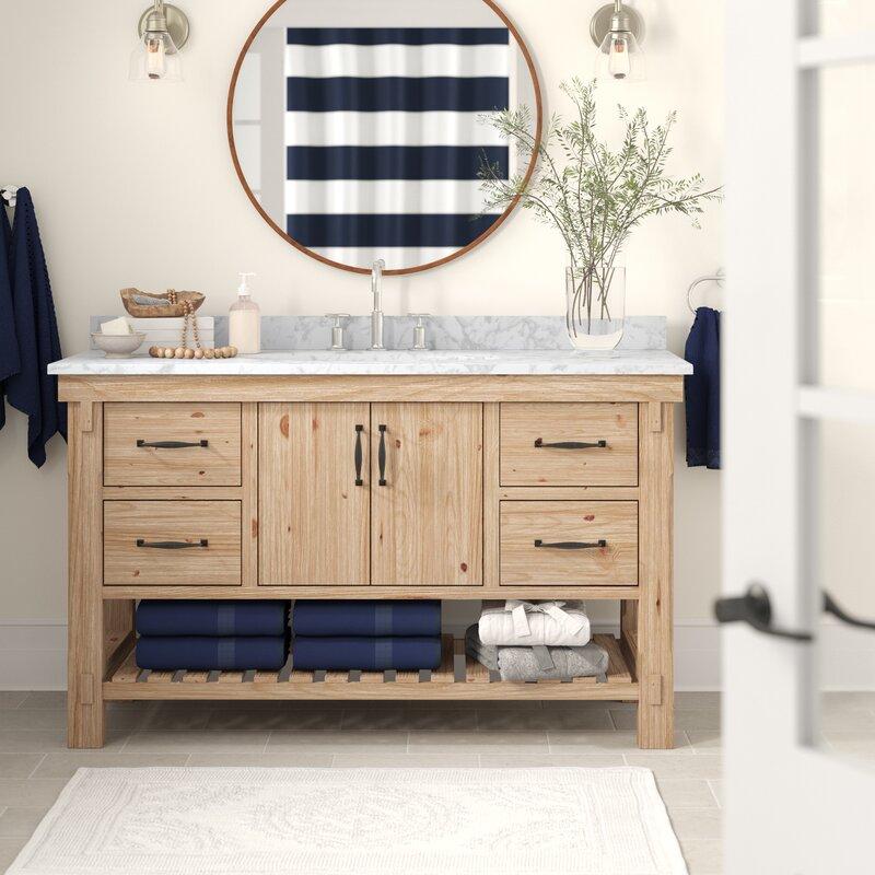 Kordell 55 Single Bathroom Vanity Set