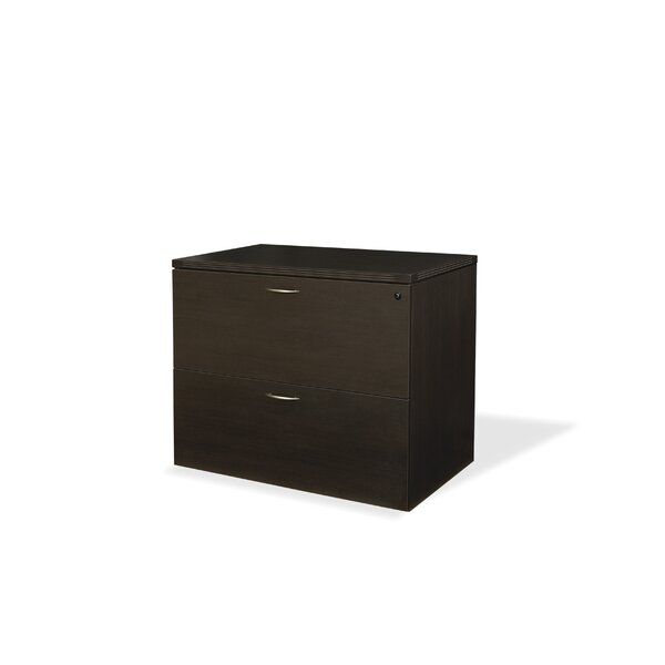 Nabil 2-Drawer Lateral Filing Cabinet