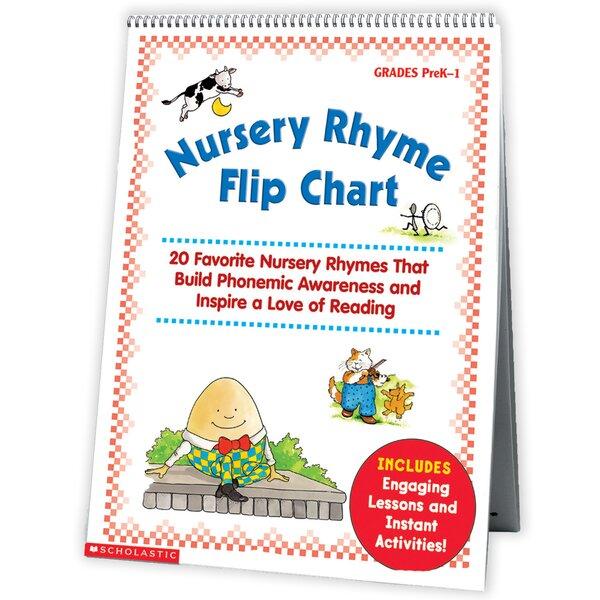 Nursery Rhyme Flip Chart by Scholastic