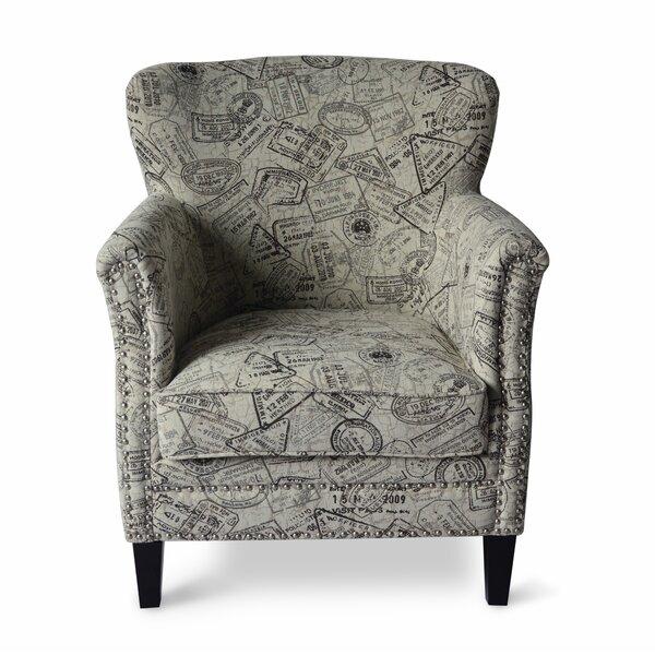 Pichardo Armchair by World Menagerie