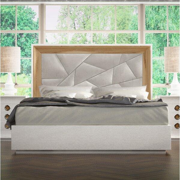 Helotes Upholstered Standard Bed By Orren Ellis 2019 Coupon