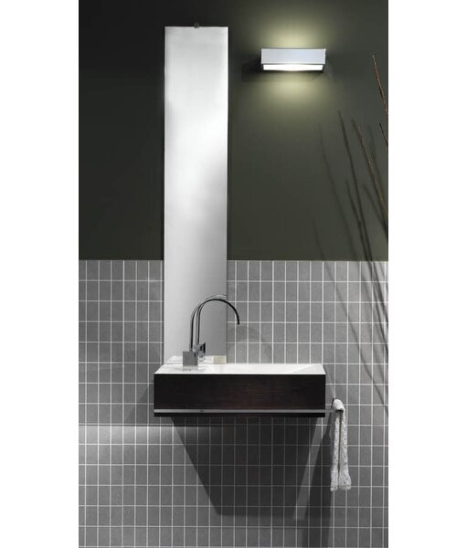 Reverse Bathroom Mirror by WS Bath Collections