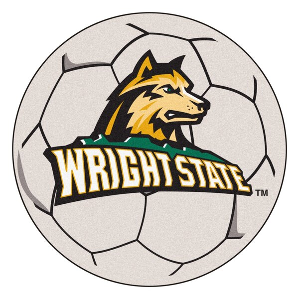 NCAA Wright State University Soccer Ball by FANMATS