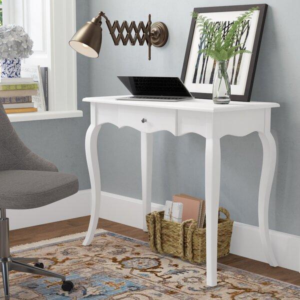 Pleasing Soraya Writing Desk By Andover Mills Andrewgaddart Wooden Chair Designs For Living Room Andrewgaddartcom
