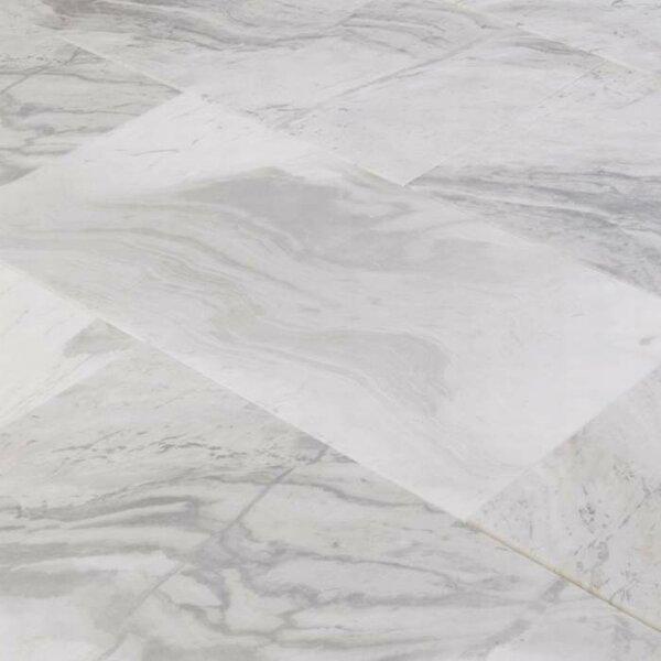 6 x 12 Marble Field Tile in Argento Dolomiti by Ephesus Stones