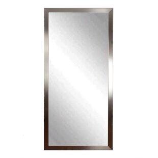 Orren Ellis Woodruff Steel Chic Tall Vanity Wall Mirror